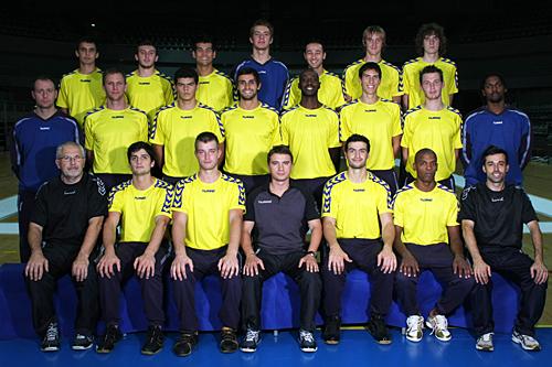Equipe 2008-2009