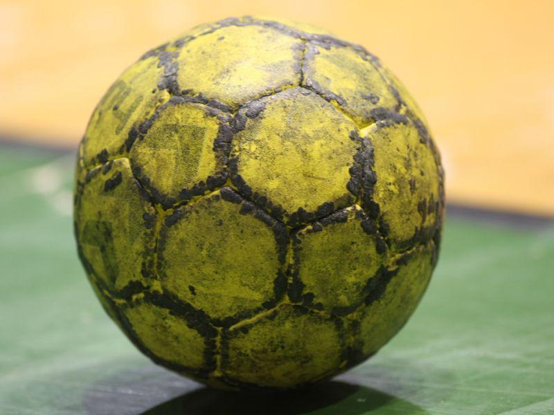 balle de handball