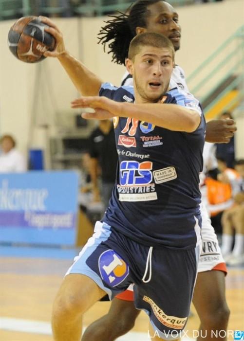 Yann Gheysen (Dunkerque)