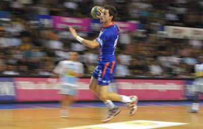Samuel Honrubia (Montpellier) a marqué 7 buts contre Istres
